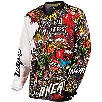 Camiseta de MX Oneal 2019 Mayhem Lite Crank