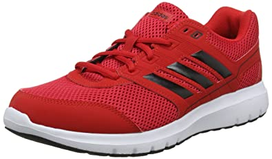 Tênis Adidas Duramo Lite 2.0 - Masculino - Vermelho Preto  Amazon ... cbb2928328c73
