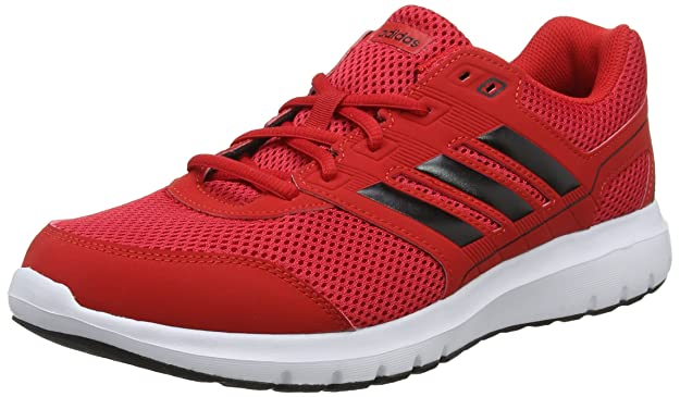 Amazon.com | adidas Men Running Shoes Duramo Lite 2.0 Training Work Out Gym Red B75580 New | Running