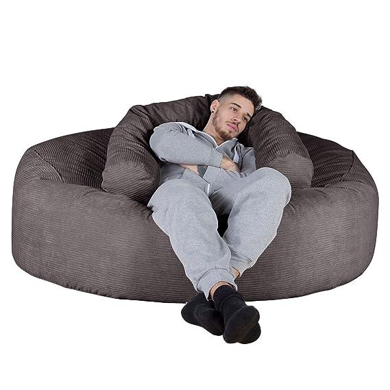 Lounge Pug®, Almohada Gigante para sofás, C150L, CloudSac ...