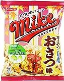 フリトレー マイクポップコーン 芋みつ おさつ味 45g ×12袋