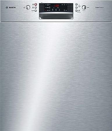 Bosch Serie 4 SMU45IS04E lavavajilla Bajo encimera 13 cubiertos A ...
