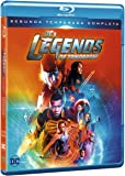 Dc Legends Of Tomorrow Temporada 2 Blu-Ray [Blu-ray]