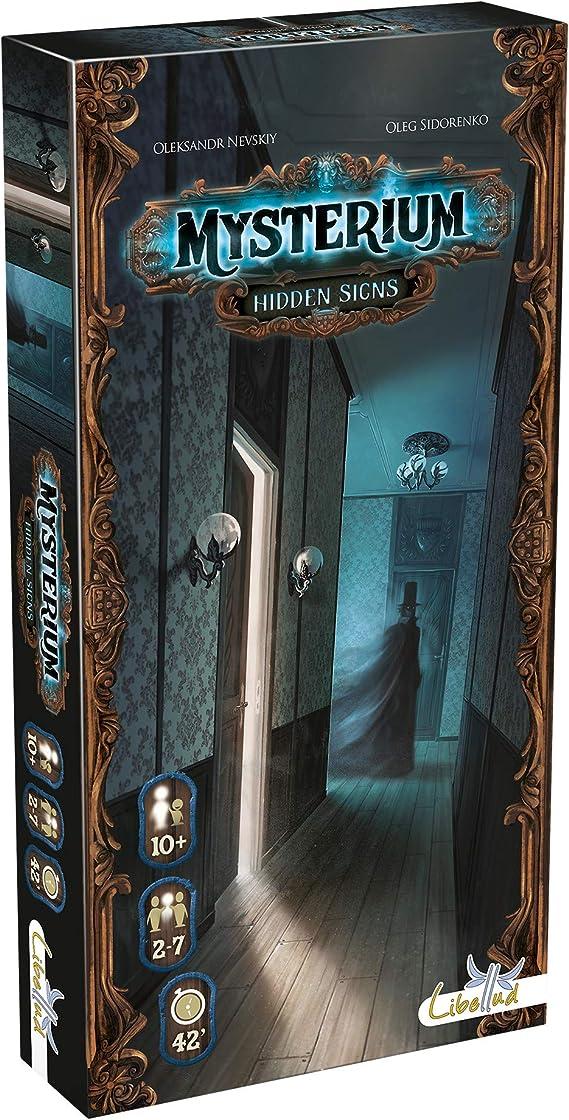 Libellud LIBMYST02US - Juego expansión Mysterium Hidden Signs: Amazon.es: Juguetes y juegos