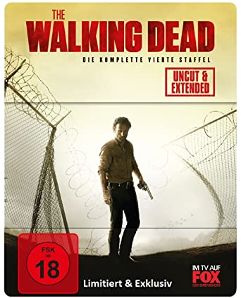 The Walking Dead - Die komplette vierte Staffel - Uncut ...
