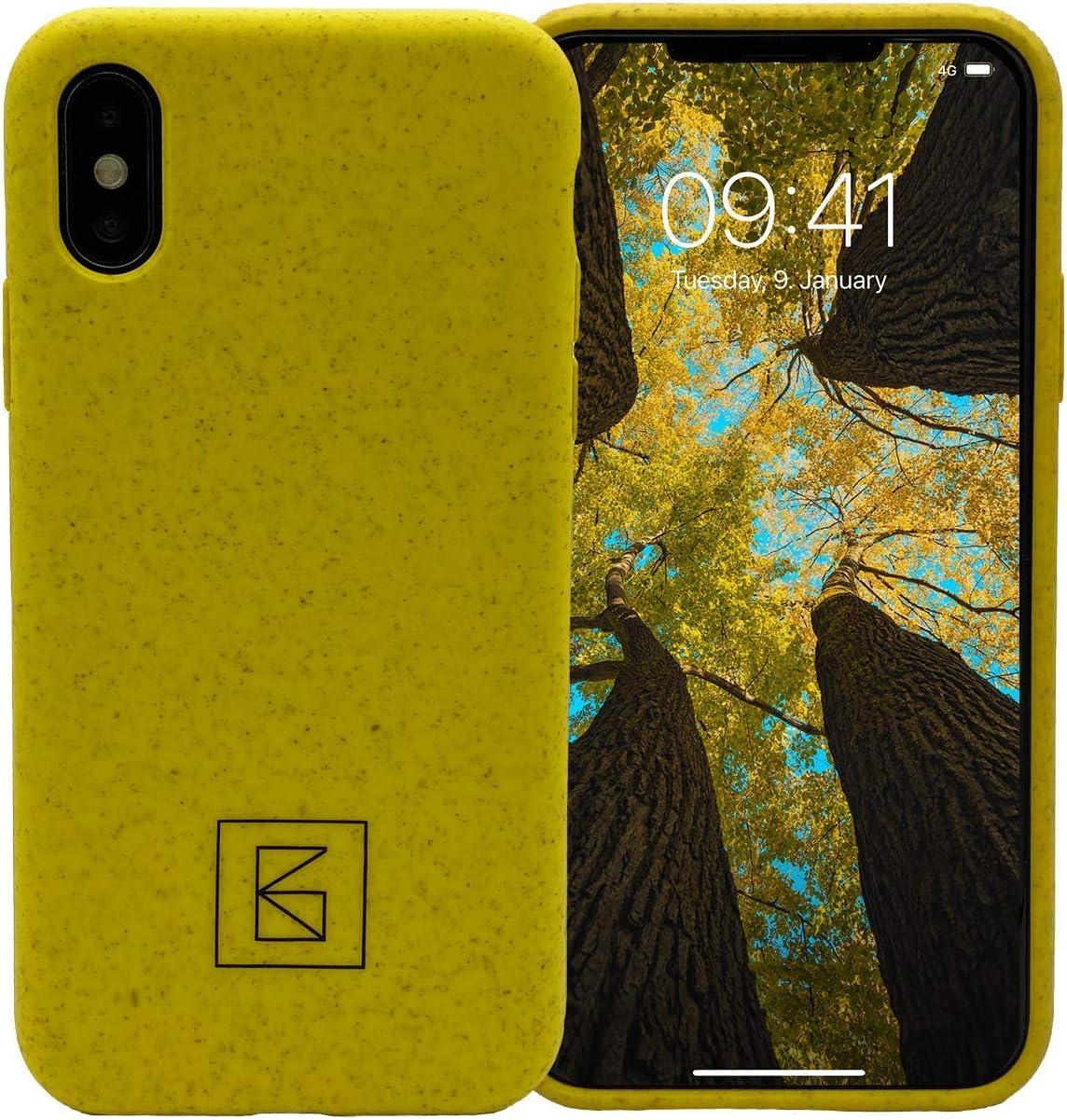 Infenity Case Bio Handyhülle Kompatibel Mit Iphone X Elektronik