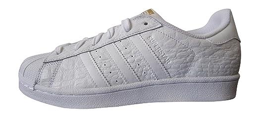 adidas superstar mens formatori scarpe, scarpe originali.