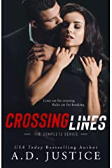 Crossing Lines: The Complete Series Kindle Edition