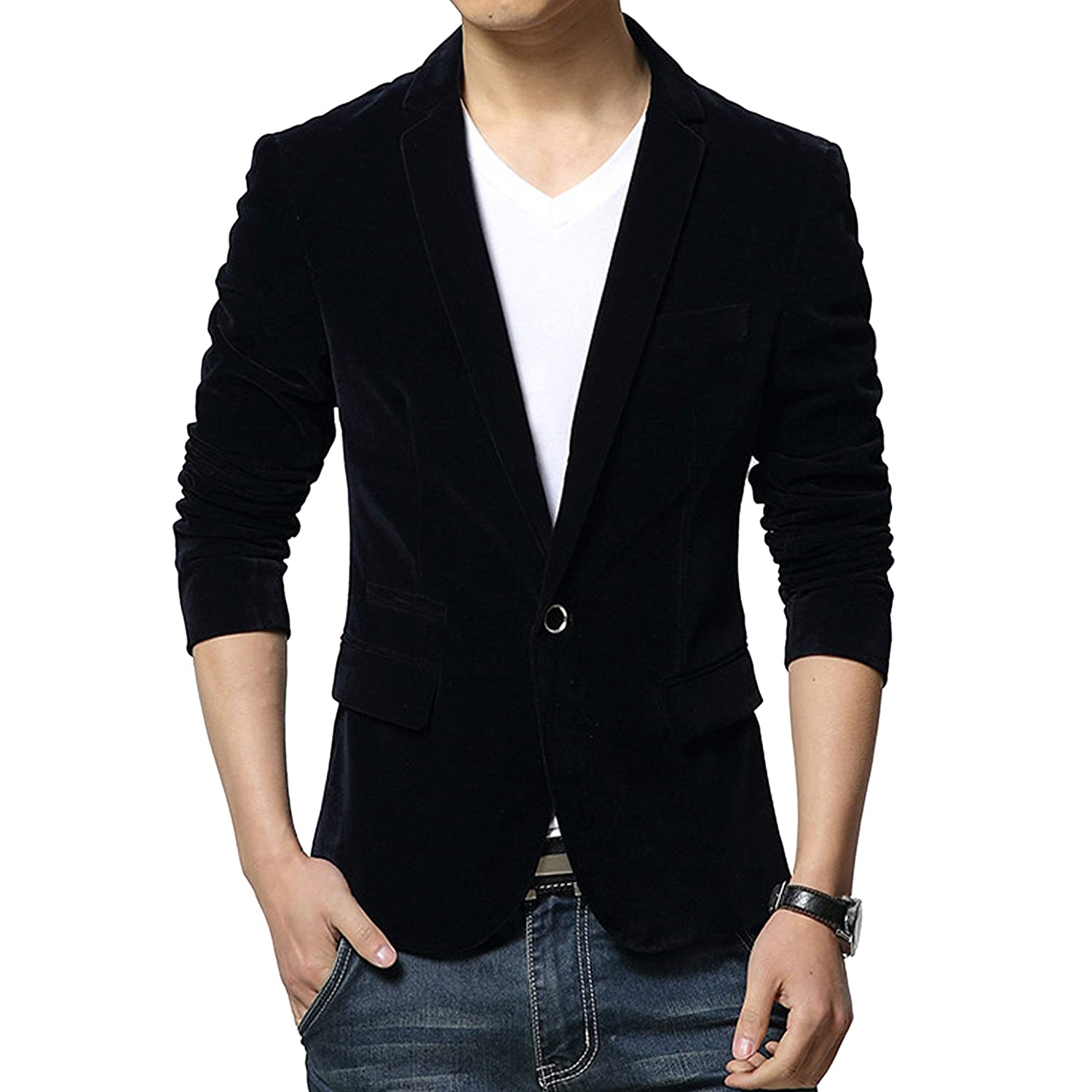 When a fashion blazer is what you seek, unique and stylish is what you'll find to wear with Mezlan Shoes or even devastating style Alligator Shoes. What makes a fashion blazer is the use of unique and fashionable colors, materials and styles that you'll find.