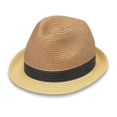 6620bd3237eb0 Wallaroo Hat Company St. Tropez Trilby - Unisex