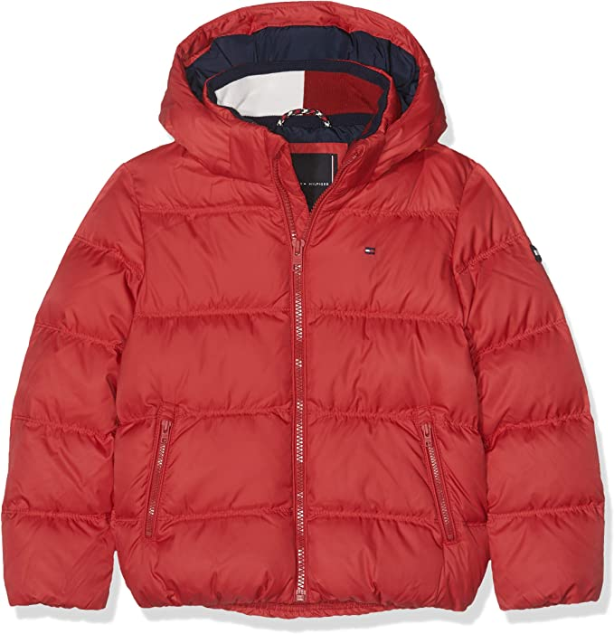 Tommy Hilfiger Boys AME Thkb Basic Down Jacket