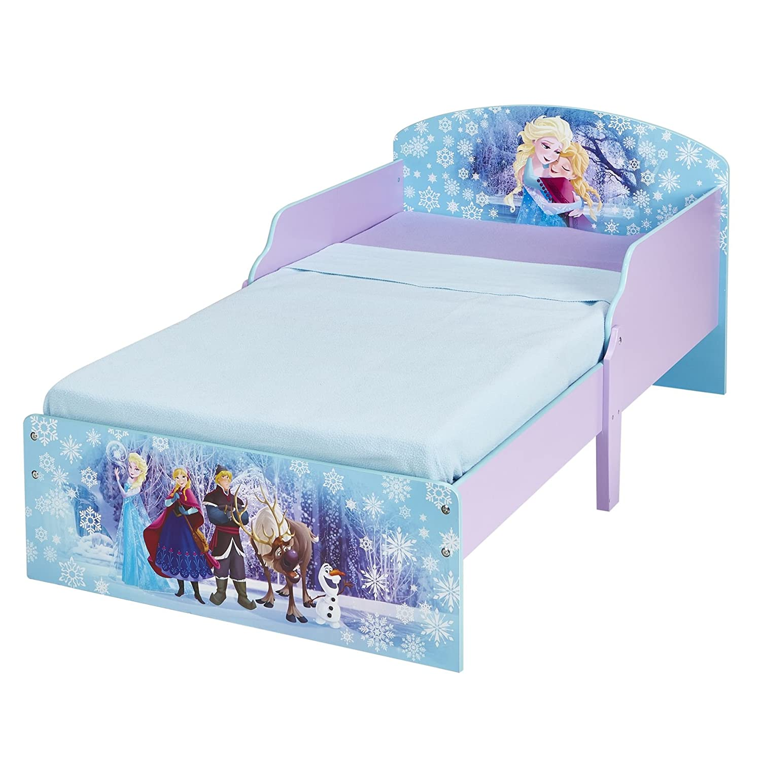 Disney Frozen Toddler Bed by HelloHome Worlds Apart 454FON
