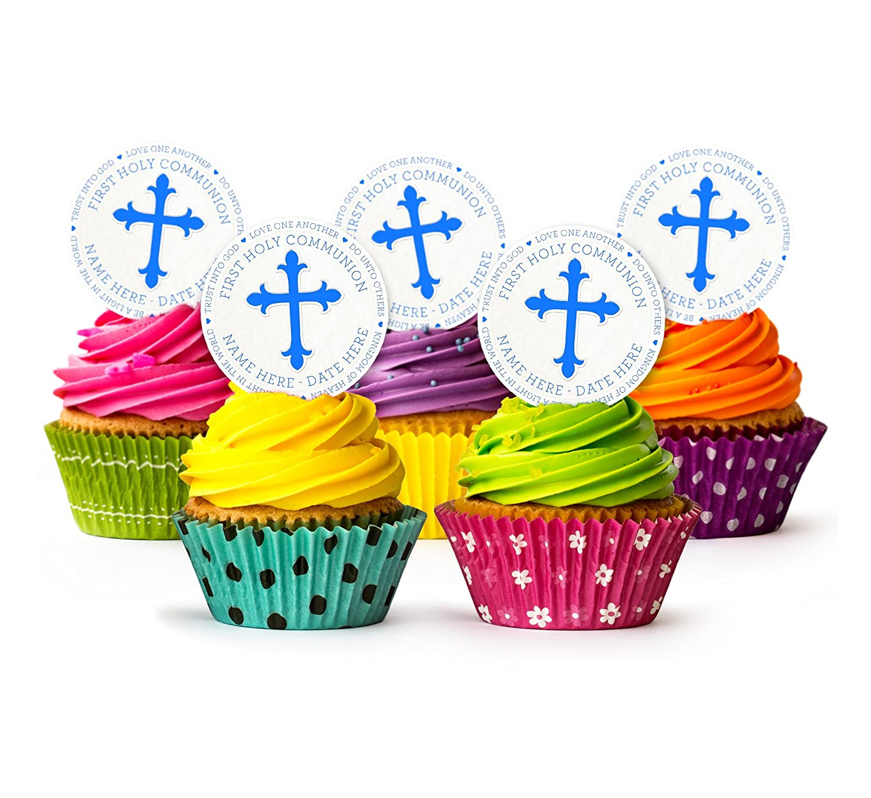 24 x GUINEA PIGS *PRE-CUT* CUPCAKE FAIRY CAKE EDIBLE RICE PAPER TOPPERS