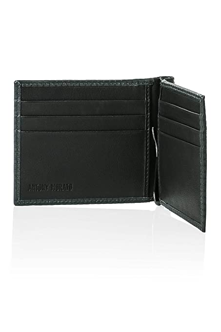 Antony Morato Herren Kreditkartenetui Kartenetui Brieftasche Geldbeutel SALE /%