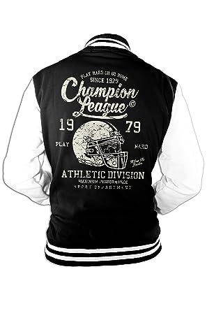 Champion college jacke herren