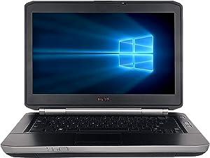Dell Latitude E5530 15.6 Inch Business Laptop, Intel Core i5-3210M up to 3.1GHz, 8G DDR3, 320G, DVD, VGA, HDMI, WiFi, Win 10 Pro 64 Bit Multi-Language Support English/French/Spanish(Renewed)