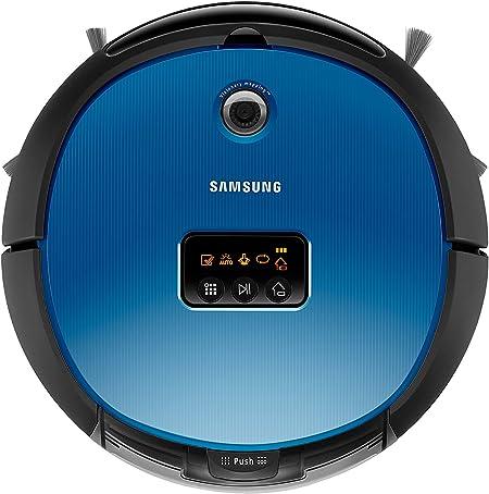 Samsung SR8730 - Robot aspirador, 0.6 L, color azul: Amazon.es: Hogar