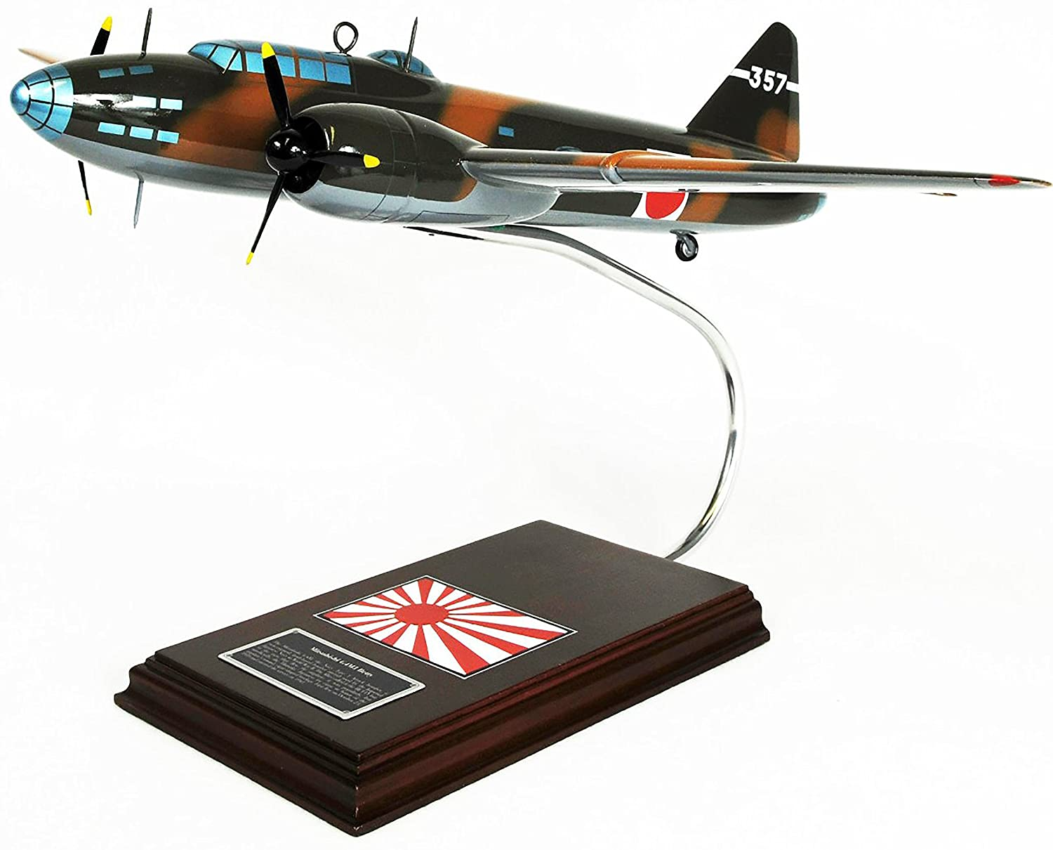 1//48 Mastercraft Collection G4M3 Betty Bomber Model Airplane Scale
