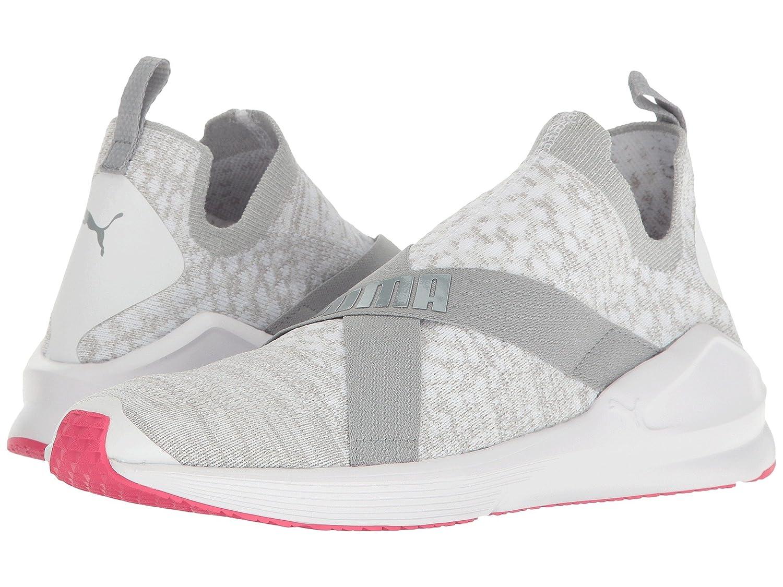 PUMA FIERCE evoKNIT Women Sneakers 8 M, PEACOAT//WHITE
