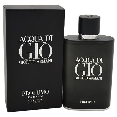 52047c284ab61 Amazon.com   Giorgio Armani Acqua Di Gio Profumo Parfum Vapo, 2.5 Fluid  Ounce   Beauty