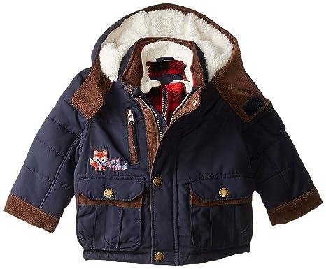 541b983b5 Amazon.com  London Fog Baby-Boys Rugged Jacket  Clothing