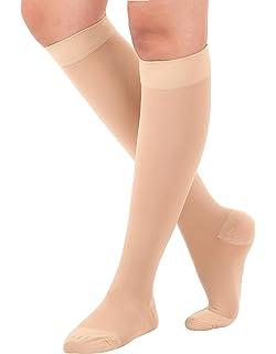 Amazon.com: Mojo Compression Socks for Men & Women 20-30mmHg ...