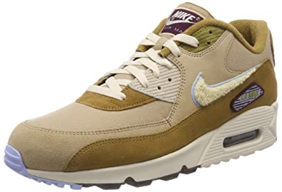 huge selection of 6b746 8a18b Nike Air Max 90 Premium Se, Chaussures de Running Compétition Homme,  Multicolore (Muted