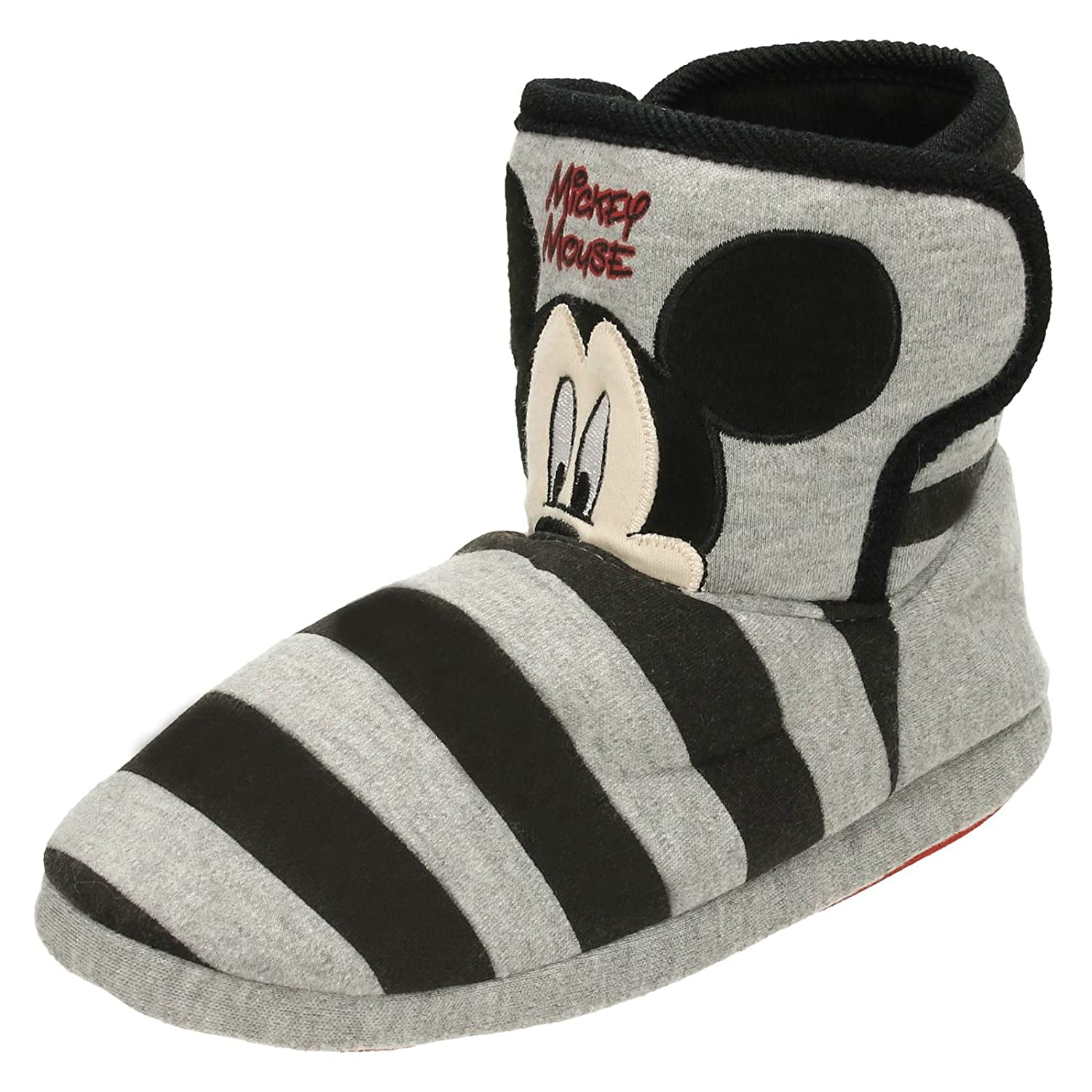 Childrens Disney Slippers - Mickey Mouse