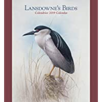Lansdowne's Birds 2019 Calendar (English and French Edition)
