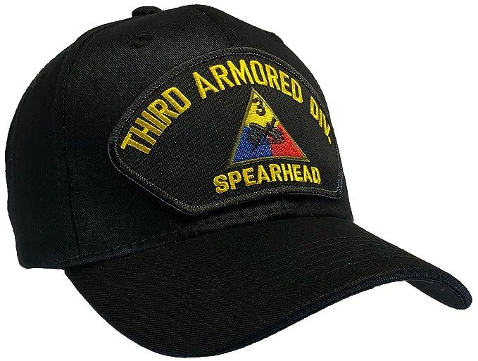 1633fea4955 Amazon.com  VET BROTHERS - MILSPEC CLASSICS THIRD ARMORED DIVISION ...