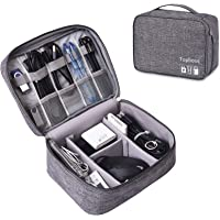 iZerich Waterproof Multi-function Accessories Cable Organizer Bag