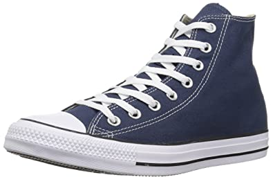 Converse Unisex Chuck Taylor All Star Hi Top Navy M9622, US Men 5.5