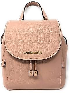 88a2c50d3267 Amazon.com: Michael Kors Jet Set Riley Jewel Studded Pastel Pink ...