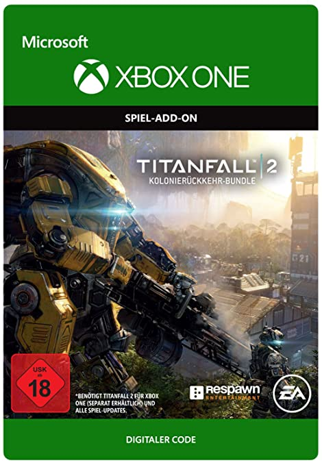 Titanfall 2: Colony Reborn Bundle[Xbox One - Download Code]