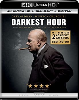 Darkest Hour (4K Ultra HD + Blu-ray + Digital)
