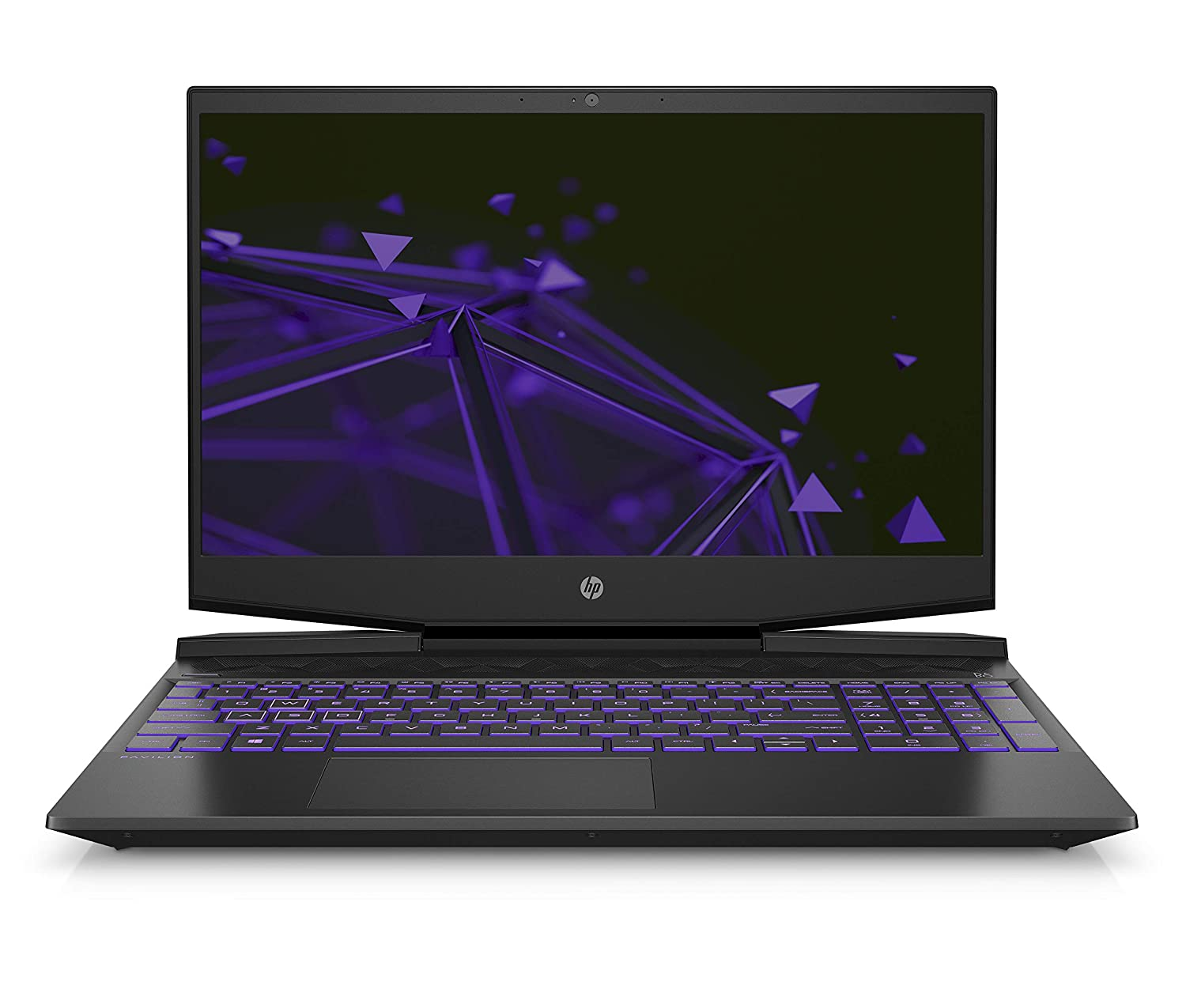 HP Pavilion Gaming DK0268TX 15.6-inch Laptop (Core i5-9300H/8GB/512GB SSD/Windows 10 Home/4GB NVIDIA GeForce GTX 1650 Graphics), Shadow Black