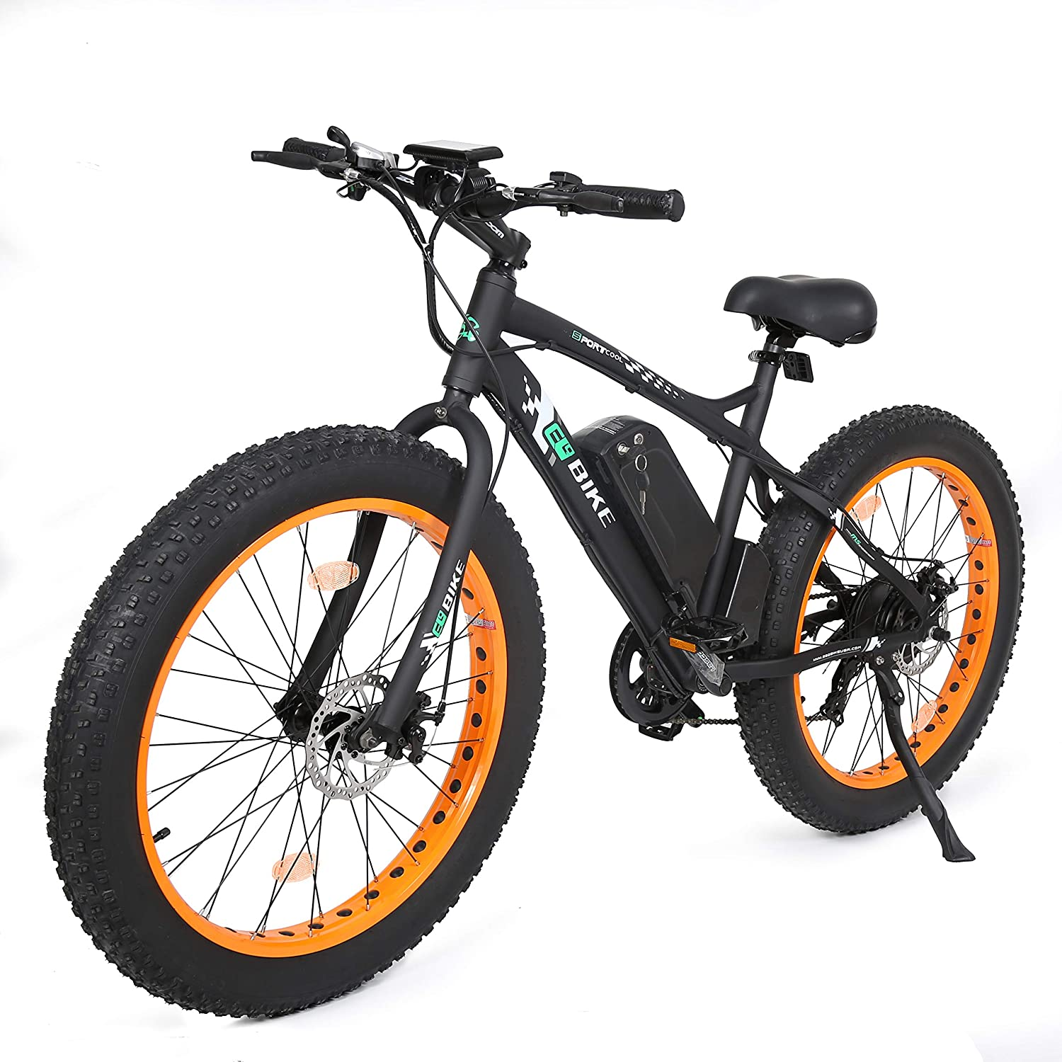 Ego Electric Bike Review