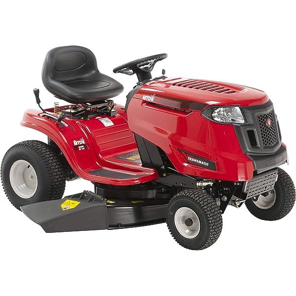 MTD MTD92 Tractor cortacésped 92. Motor, Starter, 382 CC, Rojo ...