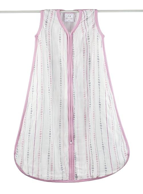 aden + anais Tranquility Bamboo - Saco de dormir para bebé, diseño de cuentas,