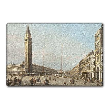 Compra Para cortar salvamanteles Giovanni Canaletto Piaza San Marco ...