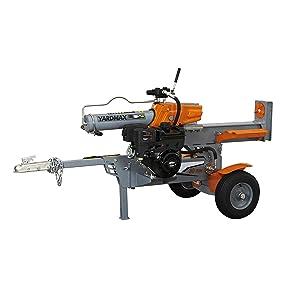 YARDMAX YS3065 30 Ton Half Beam Gas Log Splitter, Briggs & Stratton, CR1450, 10.5HP, 306cc