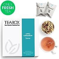 Teabox Apple Cinnamon Fruit Tea 40g 16 Teapac Teabags