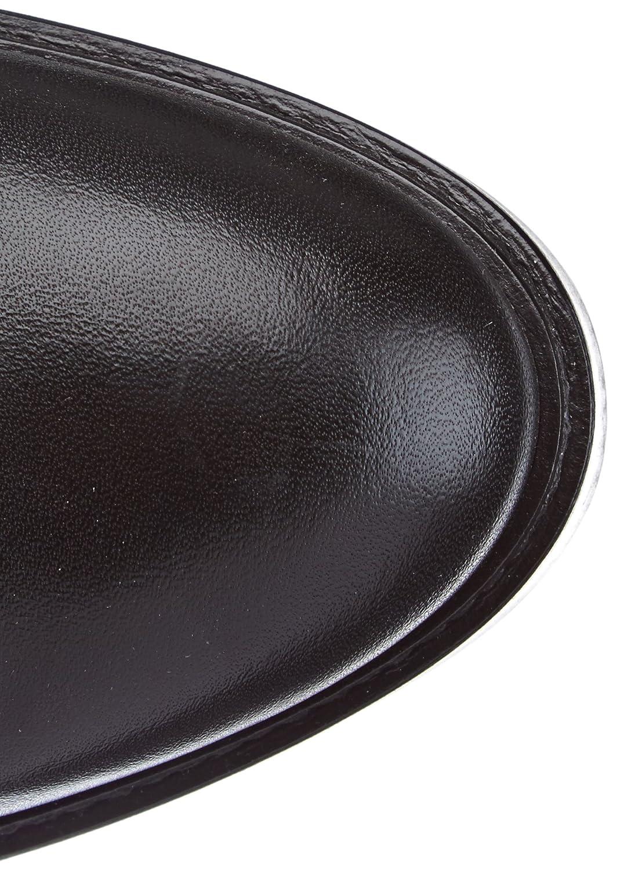 H1285Olly 18C, Bottes Cavalieres Femme, Noir (Black), 38 EUTommy Hilfiger