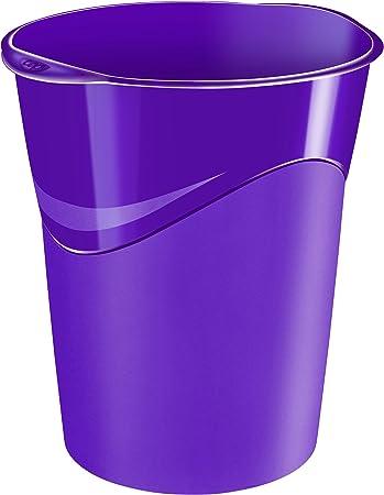 Imagen deCeppro Waste Bin - Cubo de basura, morado