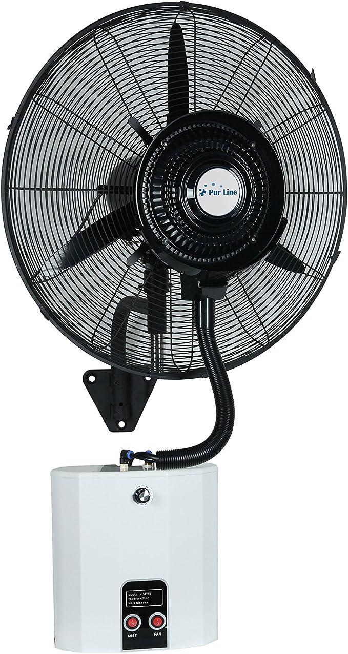Ventilador Nebulizador Industrial de pared Misty 13 de PURLINE ...
