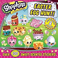 Shopkins Easter Egg Hunt! [With Sheet Of 100
