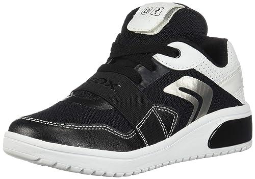 Geox Boys XLED Custom Light Up Sneakers Sneaker: Amazon.ca