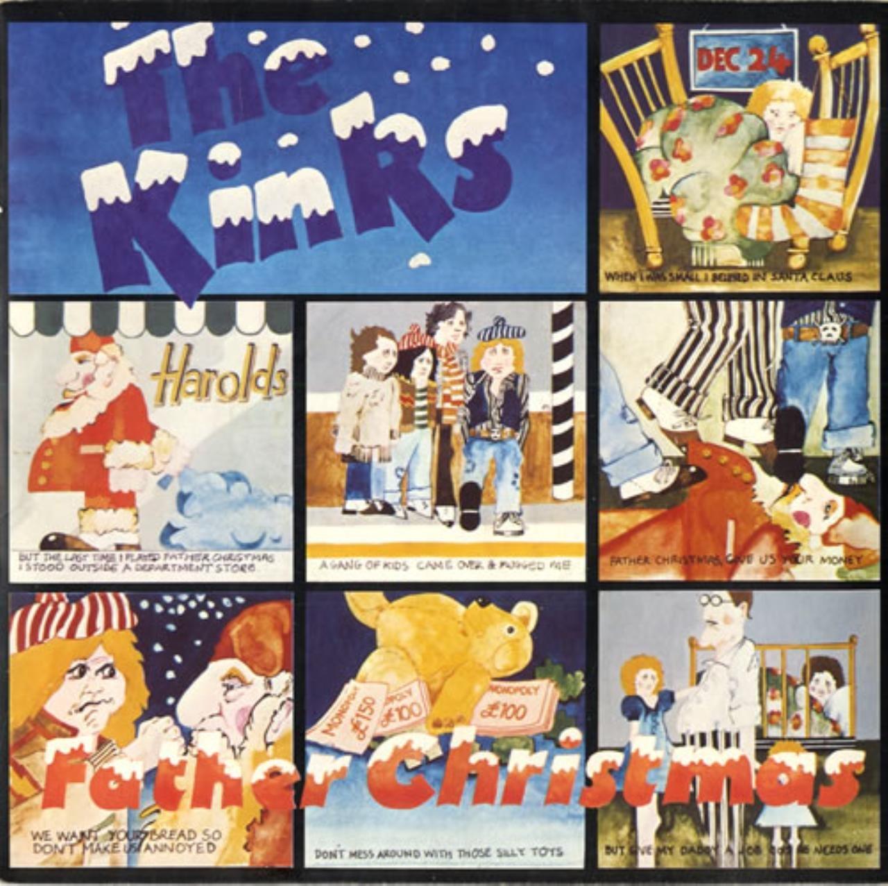 Father Christmas - Kinks 7\