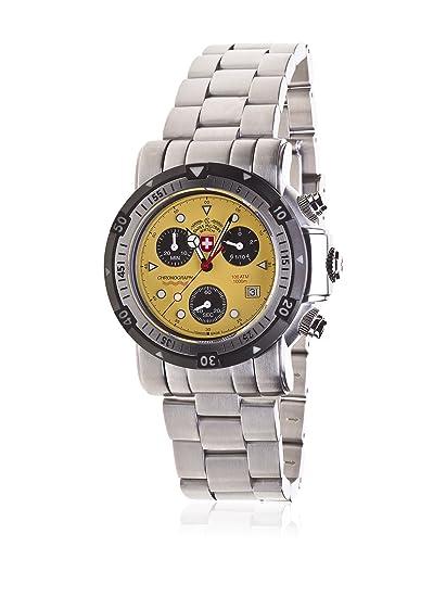 Swiss Military Reloj de cuarzo Man Seewolf I 44 mm