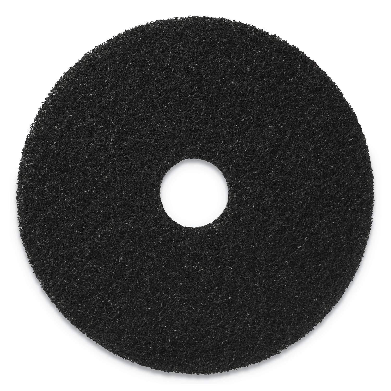 Glit/Microtron 400120 Standard Strip Pad, 20'', Black (Pack of 5) by Glit / Microtron